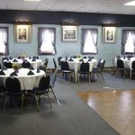 Function room upstairs.