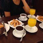 Accueil agréable, petit déjeuner au top et tarifs raisonnable .
