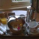 Breakfast at Kirklee
