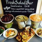 Salad Bar Lunch