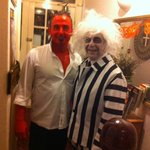 Terry & Scott - Halloween 2013