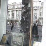 Cu Chulainn Statue GPO