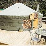 Rowan Yurt