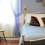 la chambre Bleue / the Blue room