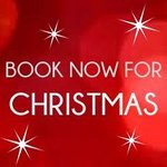 Christmas bookings now taken