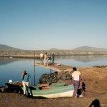 Boat launch ramp, 1970