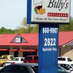 Home of the famous Gator Burger, Plate Lunches, Breakfast, Dinner Plates, Sandwiches, Salads & h