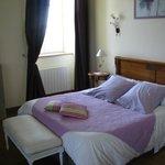 notre très belle chambre