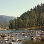 Foto de River Dance Lodge