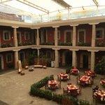 Parte Interna del Hotel