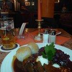 Un piatto tipico della Sassonia, il Sauerbraten
