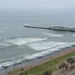 Vista do Pacífico