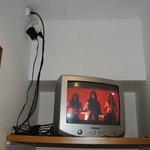 Conexión inalámbrica a la televisión