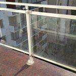 Room 602 balcony