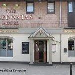 Caledonian hotel leven