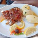 Steak de thon
