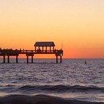 Atardecer en Clearwater Beach