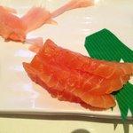 Not fresh sushi
