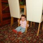 My toddler causing havoc
