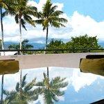 3 Bedroom Penthouse Balcony setting