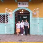 Hostal y Restaurante La Mexicana Foto