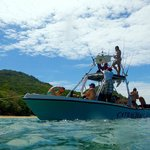 Quality Time Diver's Boat - Roomy, fast and comfortable