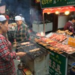 Famous Chinese Muslim BBQ