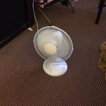 No joke about the air conditioning. This is the solution if the hotel is on heat. It is one or t