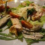 Delicious Antipasti Salad from Le Palme Ristorante