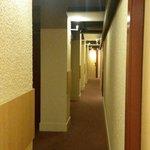 Couloir du premier étage