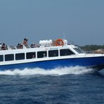 Gili Getaway - Fast Boat to Gili Trawangan