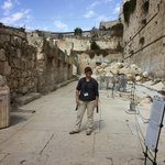 ancienne rue principale de Jerusalem