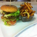 Burger Vegetarien Ramsgate