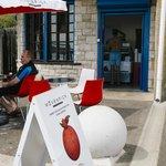 Our Movenpick Icecream Kiosk in the Heart of the Coastal Activity Park