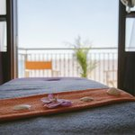 Beautiful views from HI Therapies Spa Beach Pods within the Coastal Activity Park
