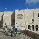 Four sephardi synagogue