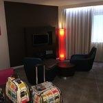 Living Area (Suite)