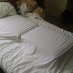 My bed...