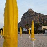 Spiaggia di san Vito e Monte Monaco