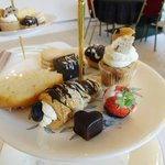 cream/chocolate treats