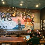 Starbucks Study Room