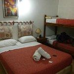 hermosa y comoda habitacion