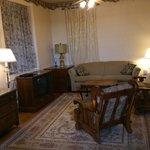 Living room Shafer House