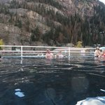 Ouray Hot Springs Pool - Hottest pool
