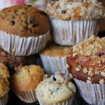 Variety of Muffin Flavors