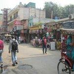 Main Bazaar street