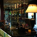 Green Room bar private hire room