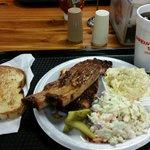 BBQ Chicken & Ribs