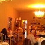 Delightful tearoom
