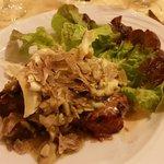 Filetto ai funghi porcini con scaglie di tartufo bianco